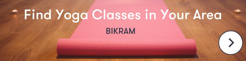 Bikram Yoga Classes London