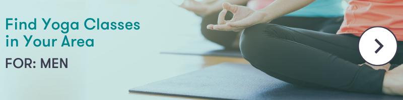 Yoga Classes for Men