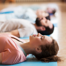 savasanaposeimportance  i yoga london