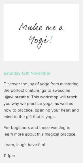 yoga-workshop-studio-one-islington-12-nov