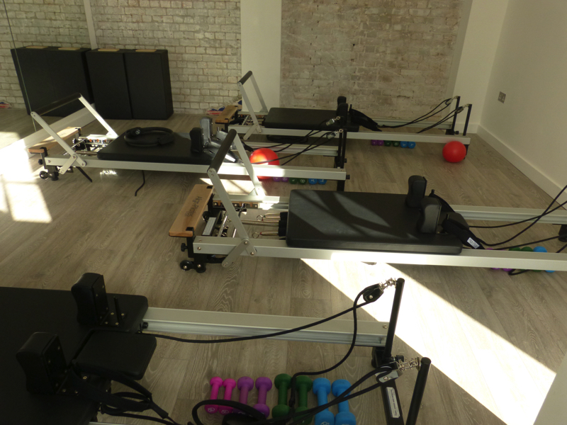 Reformer Pilates - Studio One