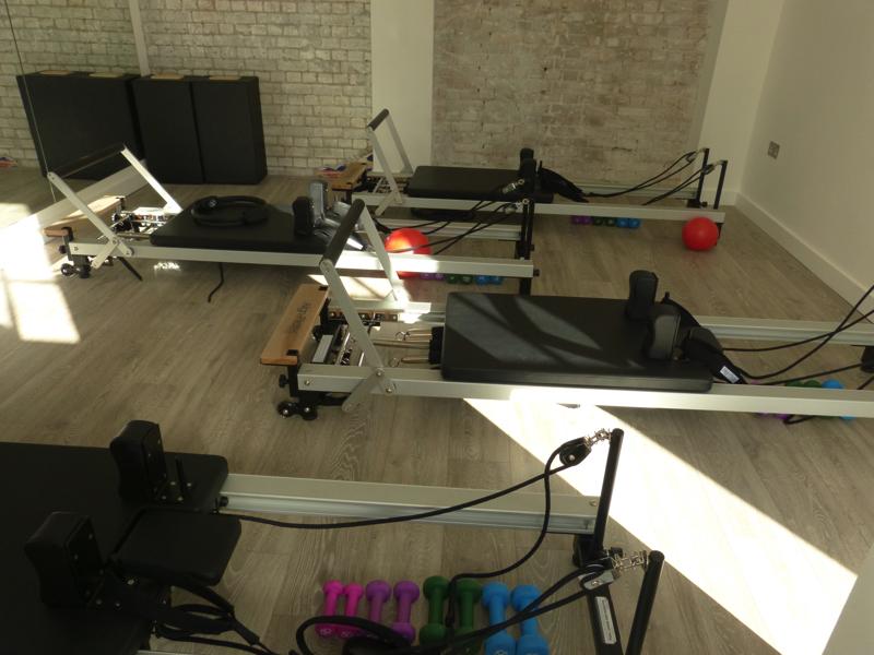 Reformer Pilates - Studio One