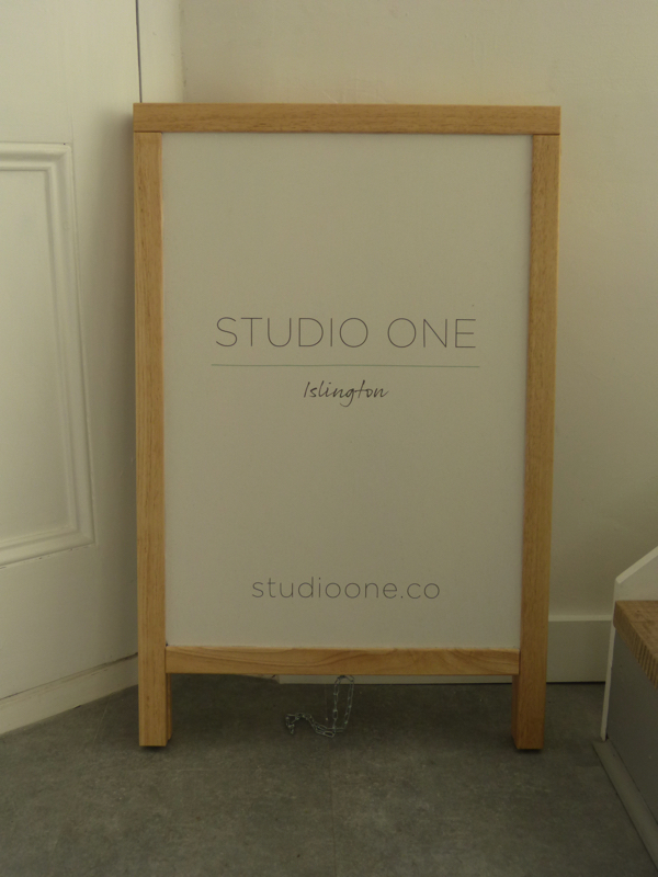 Studio One - Yoga Islington