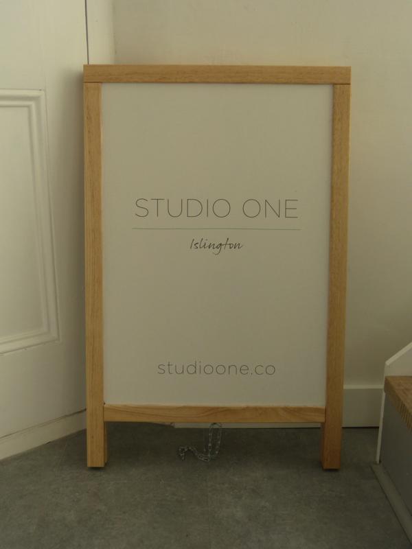 Studio One - Yoga Islington
